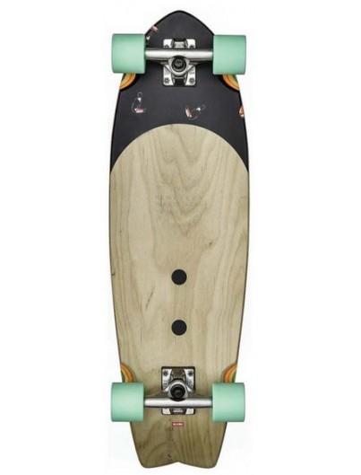"Penny Skateboard deck 27"" rood"