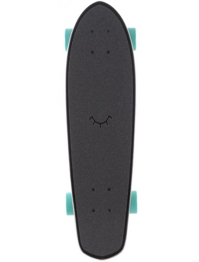 "Penny Skateboard deck 27"" geel-rood"