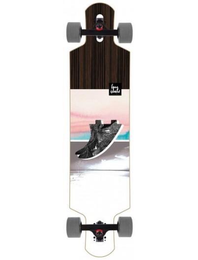 "Enuff Stain blauw 7.75"" Skateboard Complete"