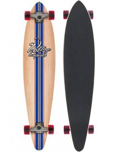 "Enuff Graffiti Paars-Groen 7.25"" Mini Skateboard"