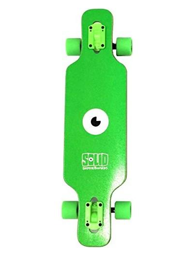 """Enuff Graffiti Rood-Geel 7.25"""" Mini Skateboard"""
