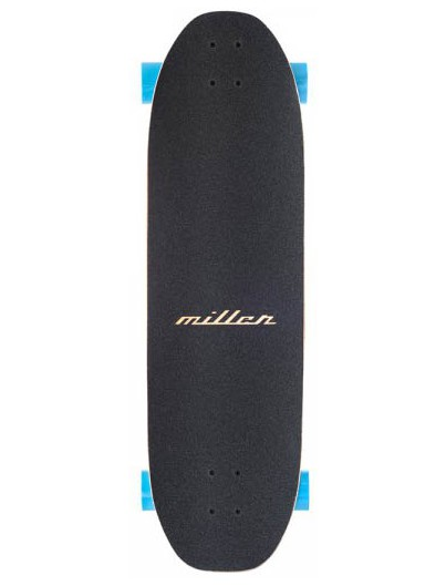 Longboard drop through Voltage Rasta