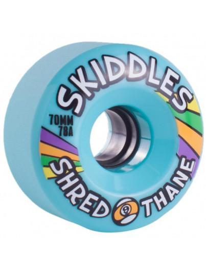 Mindless Voodoo Maji 81A wielen 70mm paars