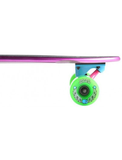 Choke Juicy Susi 22'' LED Penny Board Paars