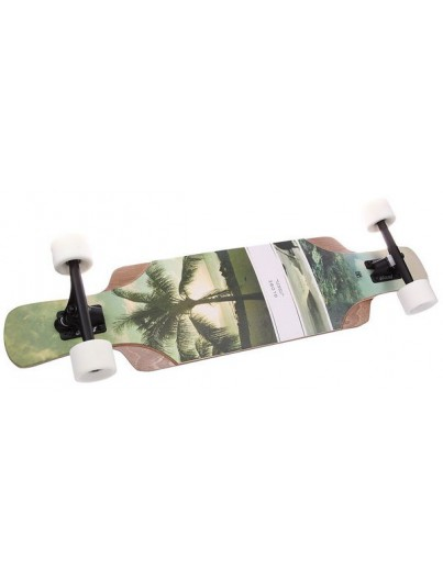 D-Street Stag 39'' Dropthrough Longboard