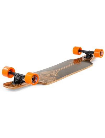 Mindless Hunter III 44'' Pintail Longboard Groen