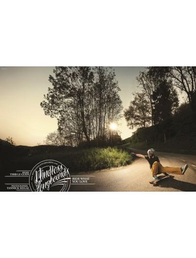 Skateboard tool Enuff zilver