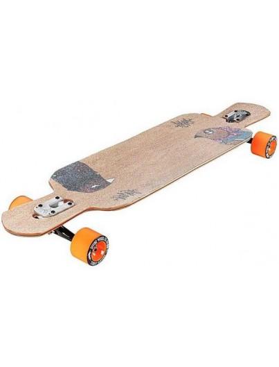 Solid Kid 29.5'' Mini Pintail Longboard
