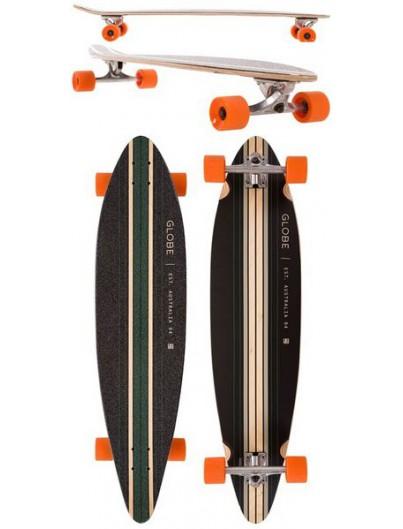 Enuff Scramble 7.75 Skateboard Groen-Paars