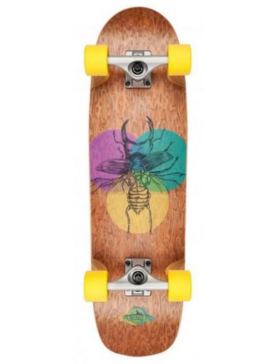Penny Skateboard Wielen Glitter Roze