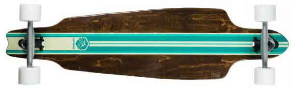 Saterno Mint Multi Stripe